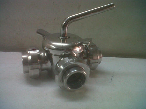 SS 2 Way - 3 Way Forged Plug Valve