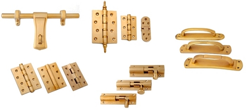 Brass Hardware Fitting