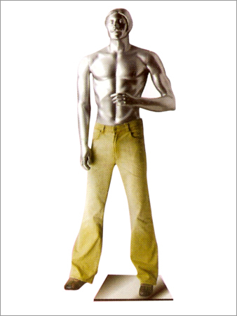Adjustable Male Mannequin