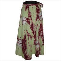 Ladies Colourful Skirt