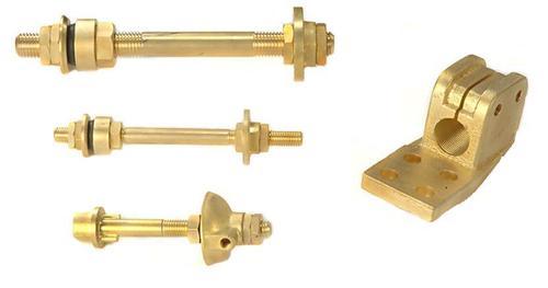 Brass Transformer Part