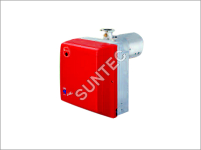 Two Stage Modulating Gas Burner