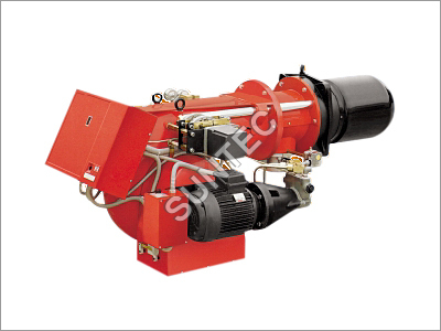Modulating Dual Fuel Burner