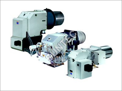 Industrial Dual Bloc Burners