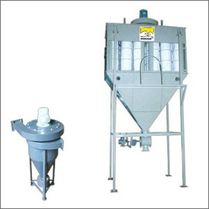 Dust Collector Reverse Jet Cleaner