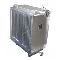 Steam/Thermic Fluid Heated Air Heaters