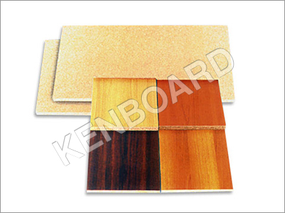 Melamine Particle Boards
