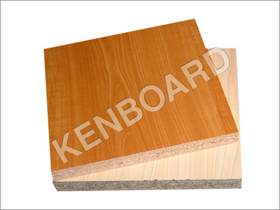 Pre-Laminated Particle Board
