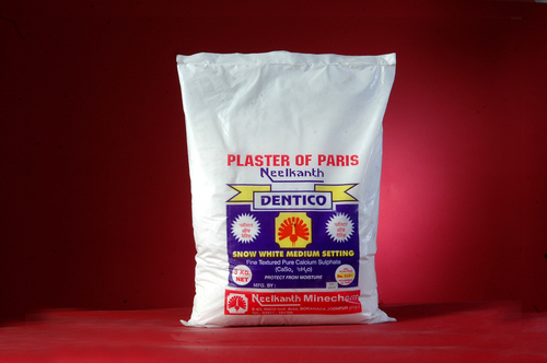 Plaster of Paris Dentico