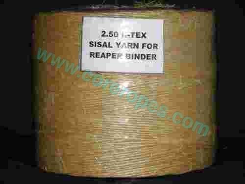 Sisal Yarn Reaper Binder