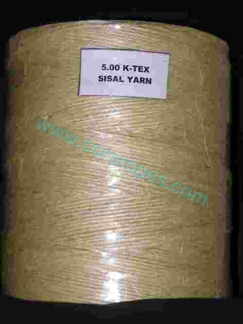 Sisal Fabric Yarn
