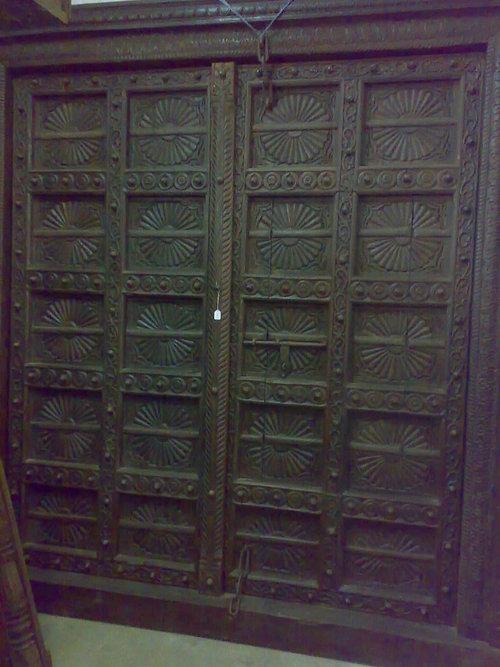 Antique King Door