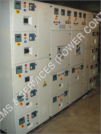 Main Power Control Center