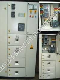 Automatic Changeover Panel