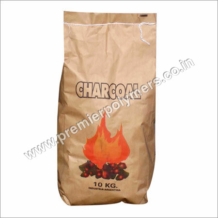 Kraft Paper Packaging Bag