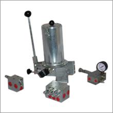 Dual Multi Lubrication Systems