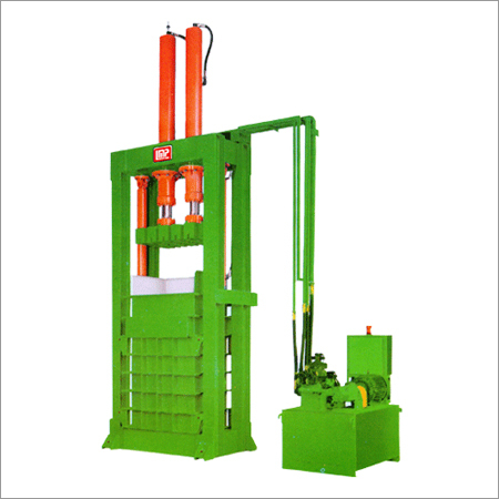 Hydraulic Baling Press Twin Cylinder