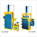 Hydraulic Baling Press For Plastic Bottles Single