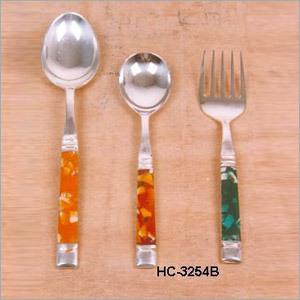 Cucchiaio/forchetta del Serving