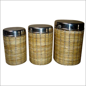 Stainless Steel Canisters