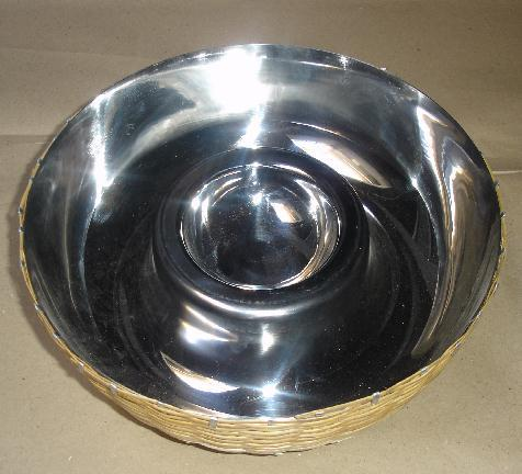Stainless Steel Baskets & Dishes