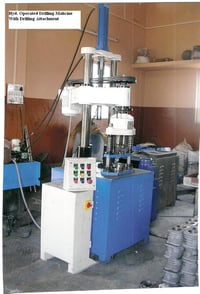 Three Pillar Drilling Machine