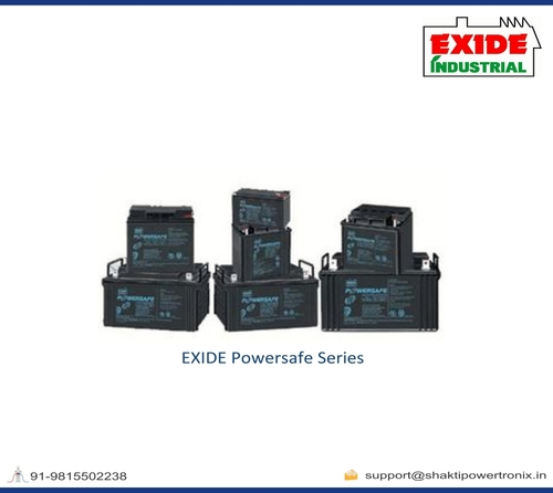 Exide Powersafe SMF Battery (7Ah to 100 Ah)