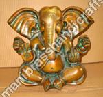 Appu Ganesh Brass Statue