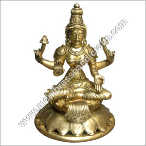 Antique Laxmi Statue