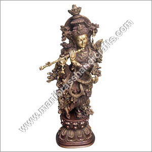 Krishna Standing Statue