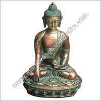 Sitting Medicine Buddha