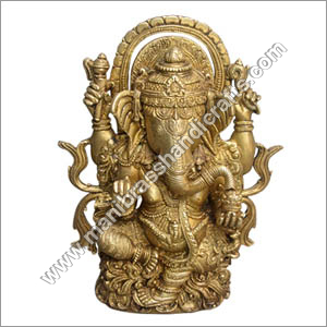 Decorative Ganesh Statue