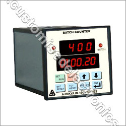 Batch Counter