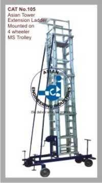 Asian Plain Tower Extension Ladder