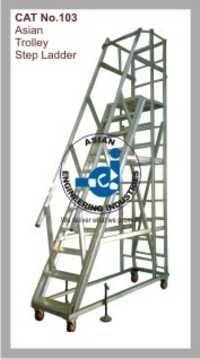 Aluminium Mobile Ladder