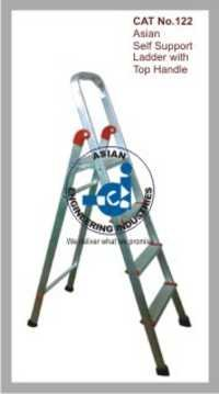 Asian Self Support Ladder with Top Handle