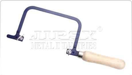 Fix Saw frame Coated Black & Blue 60mm
