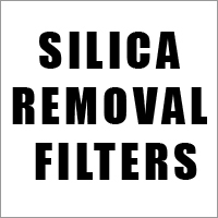 Silica Removal Filters