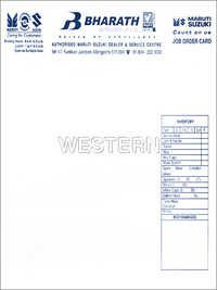 Preprinted Computer Stationery Papers