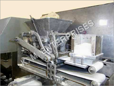 Rolling Unit Of Chapati Making Machine