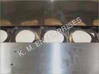 Chapati Baking Unit