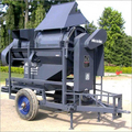 Automatic Multi-Crop Thresher