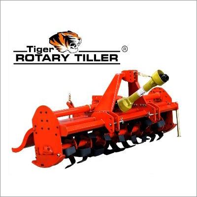 Tiger Rotary Tiller