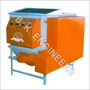 Double Paddle Shaft Mixer