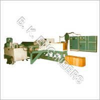 Wheat Straw Block Machine