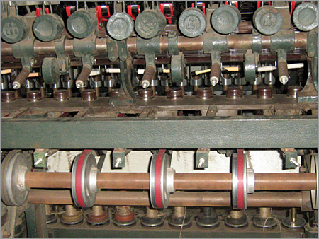 Textile Spinning Machines