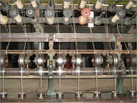 Spindles Twisting Machine