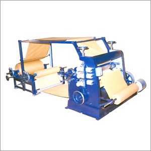 Single Face Paper Corrugating Machine