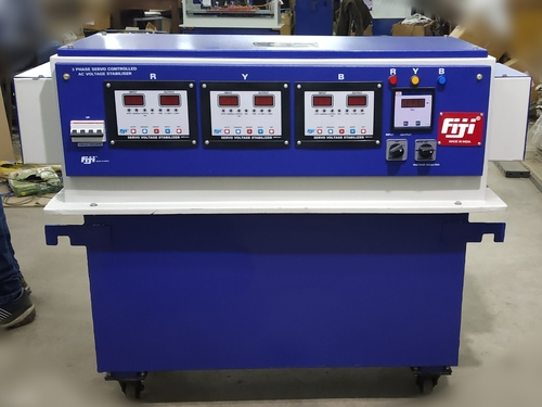 Oil Cooled Servo Controlled Voltage Stabilizer