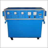 Servo Controlled Three Phase Voltage Stabilizer